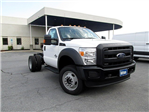 2016 F-550 Regular Cab DRW 4x4 Cab Chassis #GEC87562 - photo 3