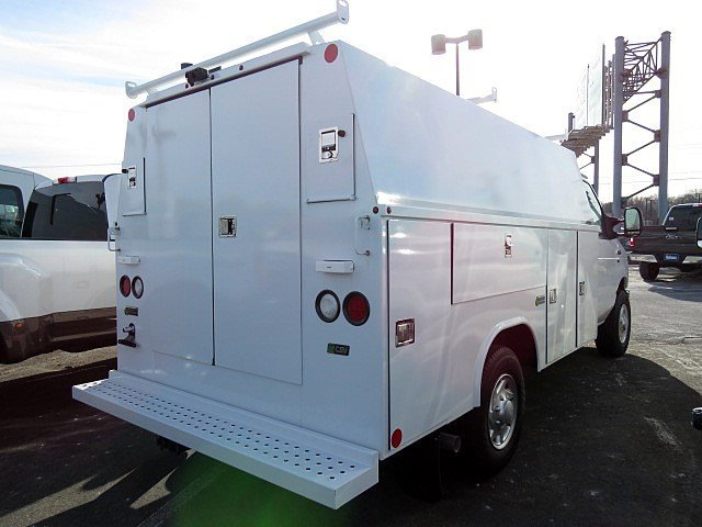 2017 E-350 4x2,  Reading Aluminum CSV Service Utility Van #HDC66492 - photo 2