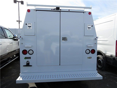 2017 E-350 4x2,  Reading Aluminum CSV Service Utility Van #HDC66492 - photo 7