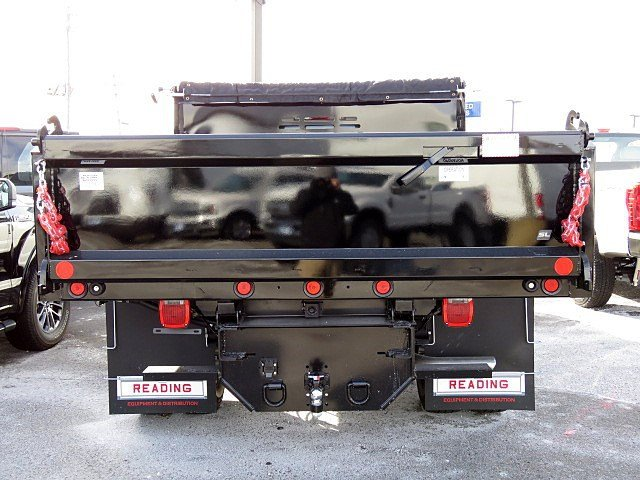 2017 F-350 Regular Cab DRW 4x4, Reading Marauder SL Dump Dump Body #HED53855 - photo 8