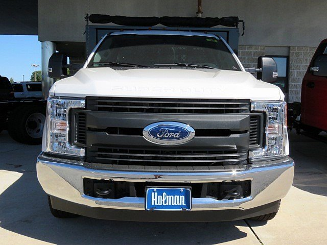 2017 F-350 Regular Cab DRW 4x2,  Knapheide Stake Bed #HED88128 - photo 3