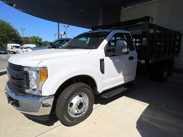 2017 F-350 Regular Cab DRW, Knapheide Value-Master X Stake Bed #HED88128 - photo 1