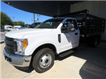 2017 F-350 Regular Cab DRW 4x2,  Knapheide Stake Bed #HED88128 - photo 1