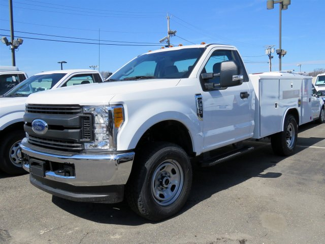 2017 F-350 Regular Cab 4x4,  Service Body #HEF50181 - photo 1