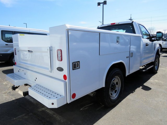2017 F-350 Regular Cab 4x4,  Service Body #HEF50181 - photo 7