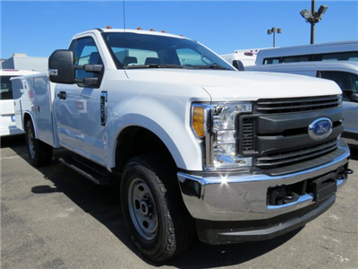 2017 F-350 Regular Cab 4x4,  Service Body #HEF50181 - photo 4