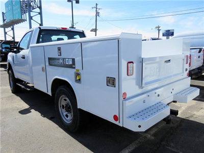 2017 F-350 Regular Cab 4x4,  Service Body #HEF50181 - photo 2