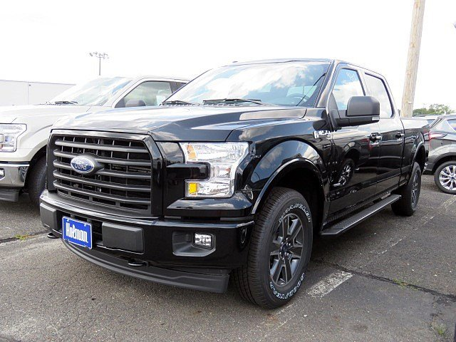 2017 F-150 Crew Cab 4x4 Pickup #HKE43440 - photo 1