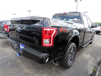 2017 F-150 Crew Cab 4x4 Pickup #HKE43440 - photo 7