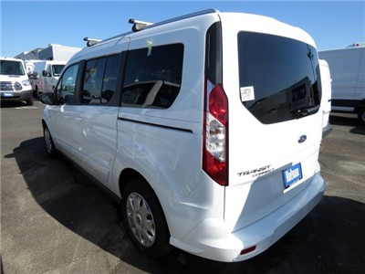 2018 Transit Connect, Passenger Wagon #J1362709 - photo 2