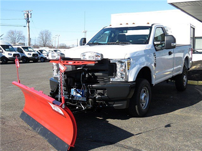 2018 F-250 Regular Cab 4x4,  Pickup #JEB15049 - photo 1