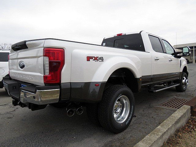 2018 F-350 Crew Cab DRW 4x4 Pickup #JEB24997 - photo 7