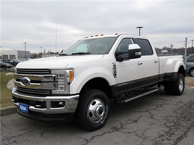 2018 F-350 Crew Cab DRW 4x4 Pickup #JEB24997 - photo 1