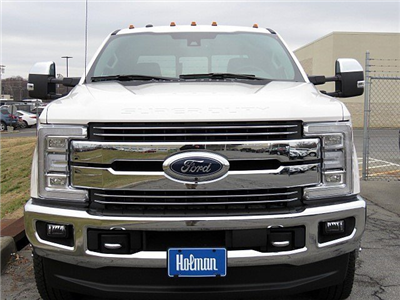 2018 F-350 Crew Cab DRW 4x4, Pickup #JEB24997 - photo 3