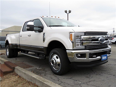 2018 F-350 Crew Cab DRW 4x4, Pickup #JEB24997 - photo 4