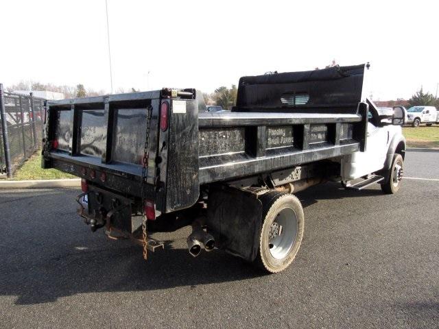 2018 F-550 Regular Cab DRW 4x4, Dump Body #JEB74975 - photo 1