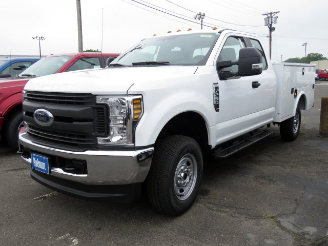 2018 F-250 Super Cab 4x4,  Service Body #JEC14365 - photo 3