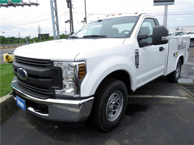 2018 F-250 Regular Cab 4x2,  Reading SL Service Body #JEC27611 - photo 1