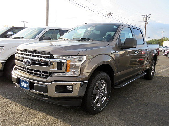 2018 F-150 Crew Cab 4x4 Pickup #JFA12737 - photo 1