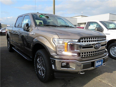 2018 F-150 Crew Cab 4x4 Pickup #JFA12737 - photo 4