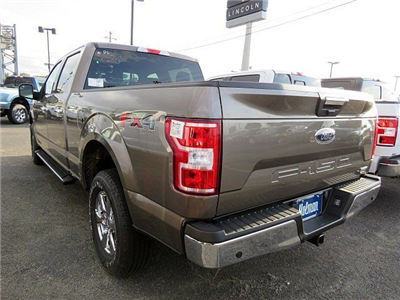 2018 F-150 Crew Cab 4x4 Pickup #JFA12737 - photo 2