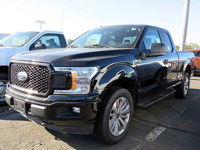 2018 F-150 Super Cab 4x4 Pickup #JFA12738 - photo 1