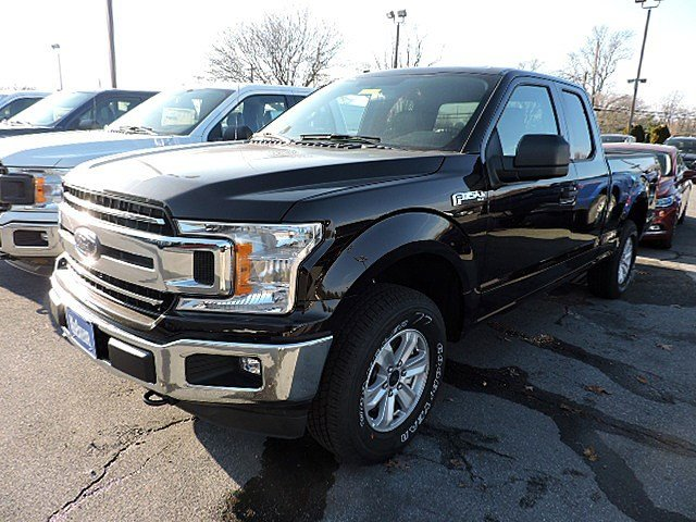 2018 F-150 Super Cab 4x4, Pickup #JFA28353 - photo 1