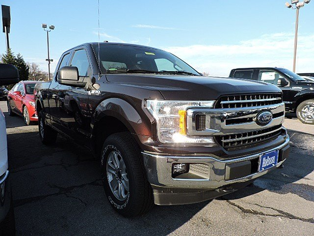 2018 F-150 Super Cab 4x4, Pickup #JFA28353 - photo 4