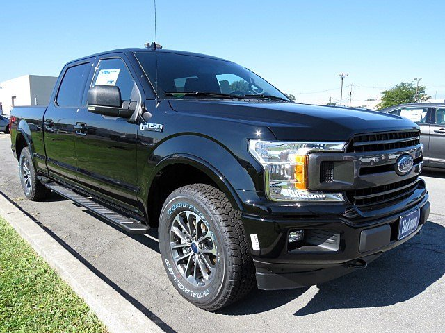 2018 F-150 Crew Cab 4x4, Pickup #JFA40623 - photo 4