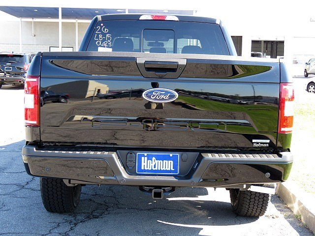 2018 F-150 Crew Cab 4x4, Pickup #JFA40623 - photo 8