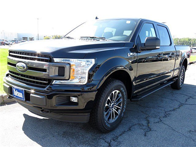 2018 F-150 Crew Cab 4x4, Pickup #JFA40623 - photo 1