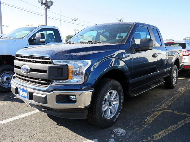2018 F-150 Super Cab 4x4 Pickup #JFA54590 - photo 1