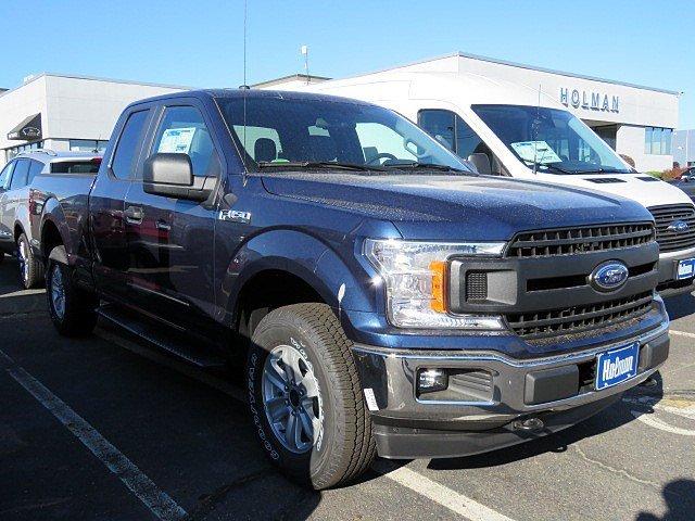 2018 F-150 Super Cab 4x4 Pickup #JFA54590 - photo 4