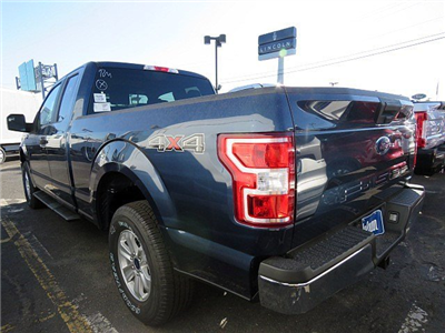 2018 F-150 Super Cab 4x4 Pickup #JFA54590 - photo 2