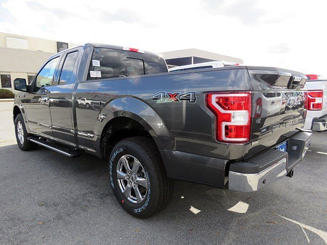 2018 F-150 Super Cab 4x4, Pickup #JFA68190 - photo 2