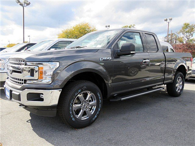 2018 F-150 Super Cab 4x4, Pickup #JFA68190 - photo 1