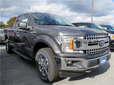 2018 F-150 Super Cab 4x4, Pickup #JFA68190 - photo 4