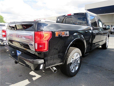 2018 F-150 SuperCrew Cab 4x4,  Pickup #JFA85719 - photo 5