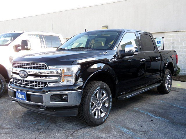 2018 F-150 Crew Cab 4x4, Pickup #JFA85723 - photo 1