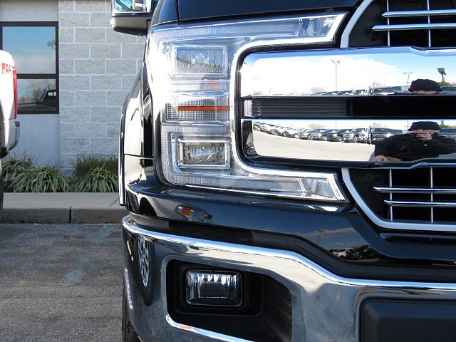 2018 F-150 Crew Cab 4x4, Pickup #JFA85723 - photo 6