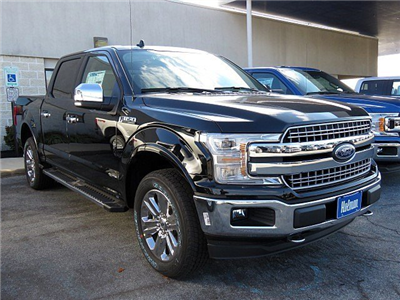 2018 F-150 Crew Cab 4x4, Pickup #JFA85723 - photo 4