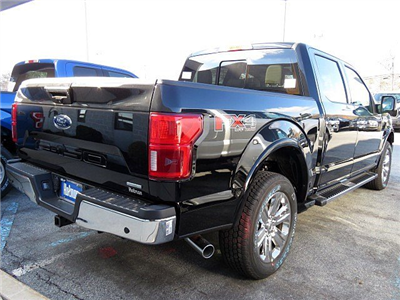 2018 F-150 Crew Cab 4x4, Pickup #JFA85723 - photo 7