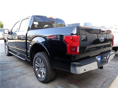 2018 F-150 Crew Cab 4x4, Pickup #JFA85723 - photo 2