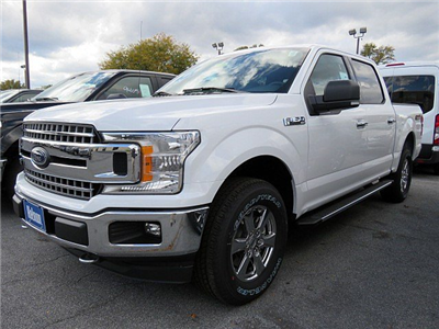 2018 F-150 Crew Cab 4x4 Pickup #JFA85907 - photo 1
