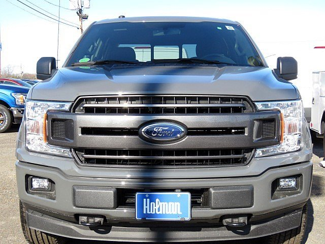 2018 F-150 Crew Cab 4x4, Pickup #JFB07747 - photo 3