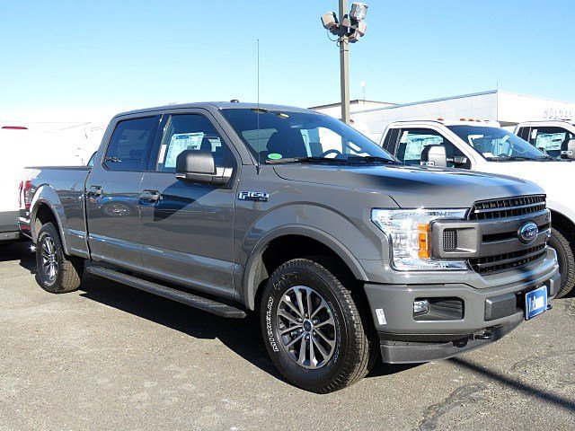 2018 F-150 Crew Cab 4x4, Pickup #JFB07747 - photo 4