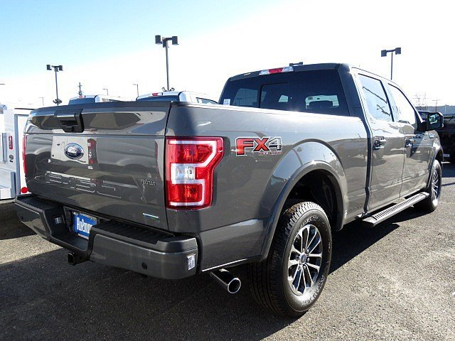2018 F-150 Crew Cab 4x4, Pickup #JFB07747 - photo 7