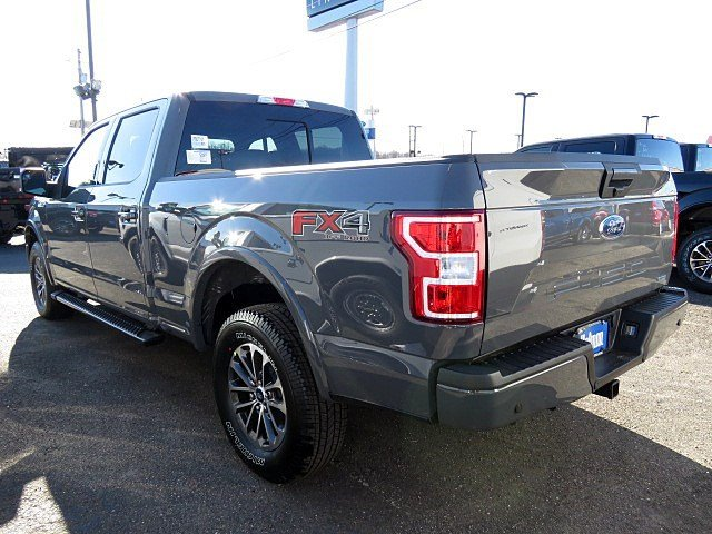 2018 F-150 Crew Cab 4x4, Pickup #JFB07747 - photo 2