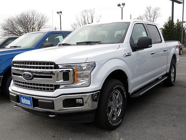 2018 F-150 SuperCrew Cab 4x4, Pickup #JFB18929 - photo 1