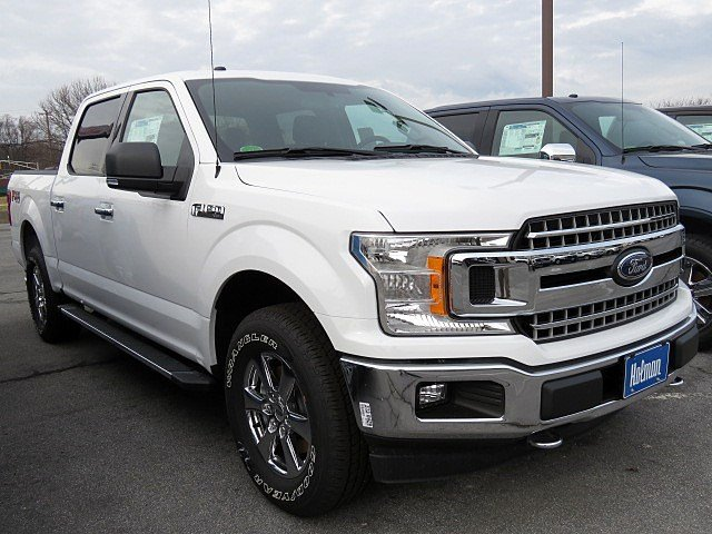 2018 F-150 SuperCrew Cab 4x4, Pickup #JFB18929 - photo 4
